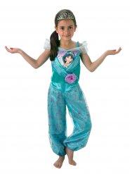 Jasmin™ kostume med tiara til piger