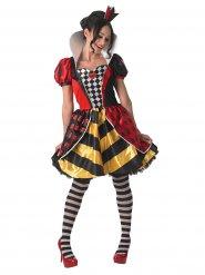 Kostume Hjerter Dronning - Alice i Eventyrland™