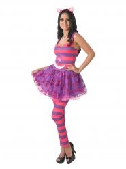 Kostume Chesire Kat Alice i Eventyrland™ til kvinder