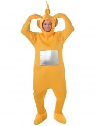 Laa-Laa Teletubbies kostume til voksne
