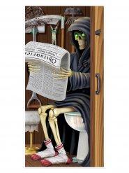 Dekoration døden Halloween 76x152 cm