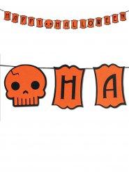 Guirlande Happy Halloween 182 x 13 cm