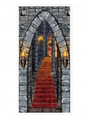 Dekoration hjemsøgt slot Halloween