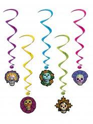 Dekoration spiral Dia de los Muertos Halloween