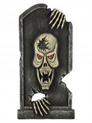 Gravsten skelet 90x44.5x4 cm