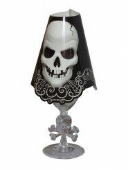 Halloween dekoration til glas 8 stk