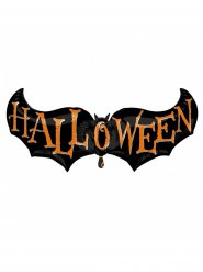 Halloween flagermus aluminiumsballon