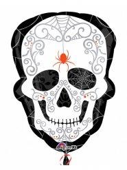 Dia de los muertos ballon 45x61 cm