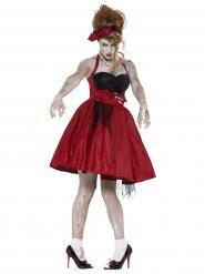 Skræmmende zombie kostume 50