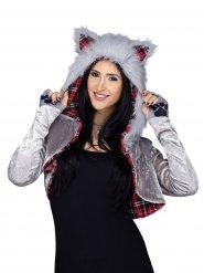 Kostumejakke ulv til kvinder