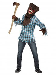 Teddy Halloween kostume voksen