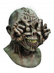 Grå monster maske til voksne