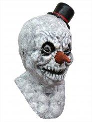 Zombie snemand latex maske