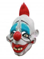 Latex maske skræmmende klovn