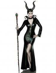 Hekse Kostume sort sexy til kvinder