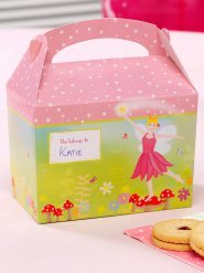8 pap bokse fe lyserød
