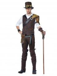 Kostume Steampunk eventyrer til mænd