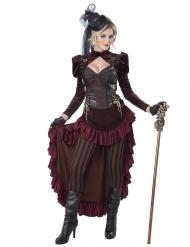 Kostume Steampunk sexet til kvinder