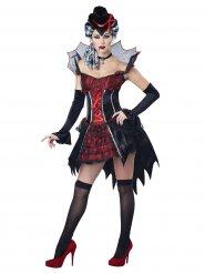 Burlesque vampyrkostume til kvinder