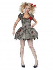 Kostume voodoodukke til kvinder Halloween