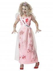 Prom zombiekostume til kvinder Halloween