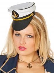 Minihat kaptajn matros til kvinder