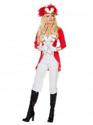 Kostume kaptajn til kvinder