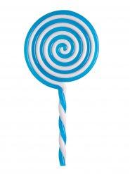 Slikpind i plast 22.5 cm blå