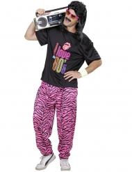 Kostume joggingtøj I love 80