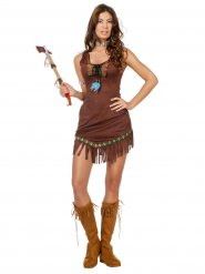 Kostume sexy indianer