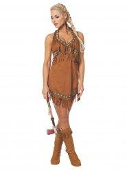 Kostume sexet indianer kvinde