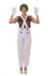 Kostume chokolade dame