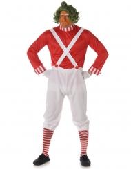 Chokolademand kostume til voksne