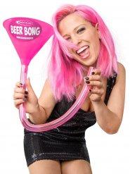 Ølbong lyserød