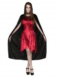 Kostume dyster heks vampyr Halloween