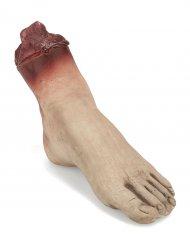 Dekoration blodig fod