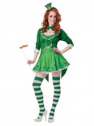 Alfekostume til kvinder - Saint Patrick
