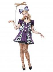 Kostume marionet-dukke til kvinder
