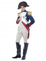 Fransk Napoleon kostume til voksne