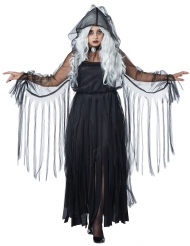 Kostume elegant spøgelse Halloween