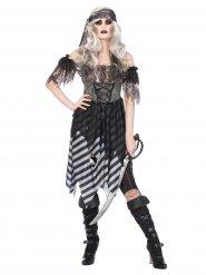 Kostume pirat gotisk til kvinder