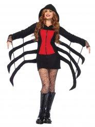 edderkop kostume kvinde