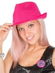 Lyserød hat til kvinder