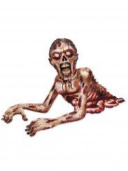 Dekoration skræmmende zombie Halloween