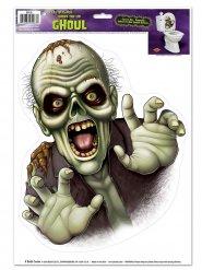 Halloween dekoration skræmmende monster klistermærke