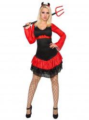 Sexet djævle kostume til kvinder Halloween