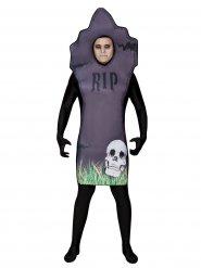 Kostume gravsten til voksne Halloween