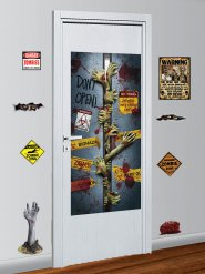 Halloween dekoration - Zombie 9 stk