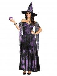 Kostume heks lilla til kvinder