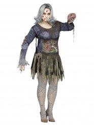 Kostume zombie til kvinder Halloween